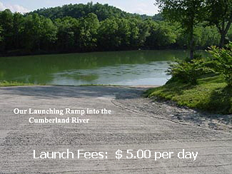 Launch Fees:  $ 5.00 per day